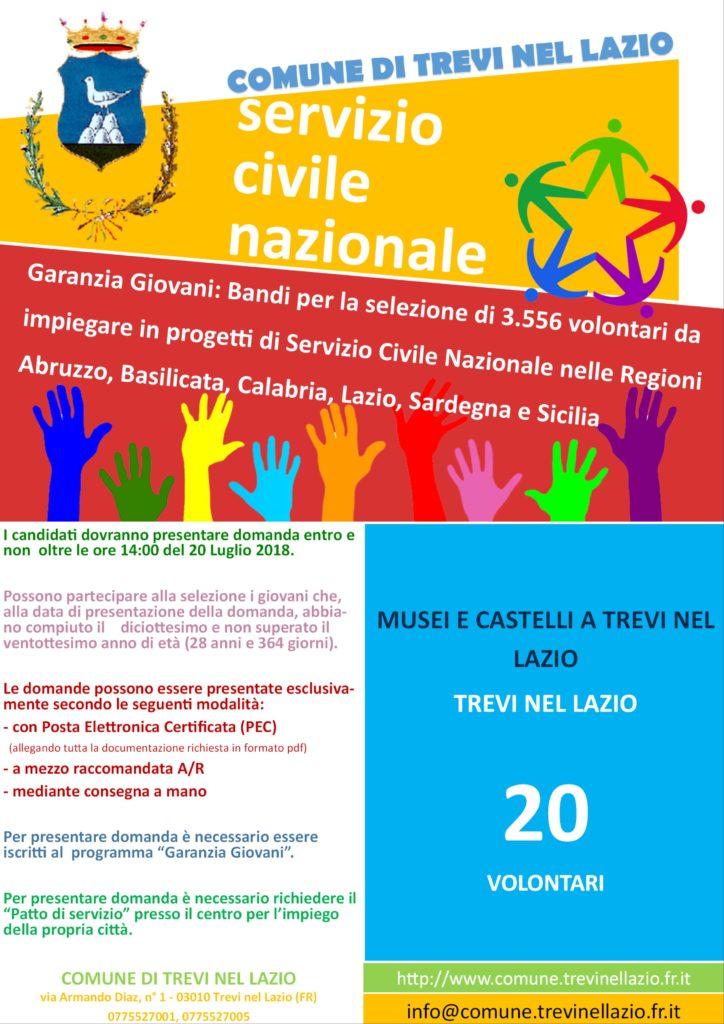 COMUNE DI TREVI NEL LAZIO (FR)