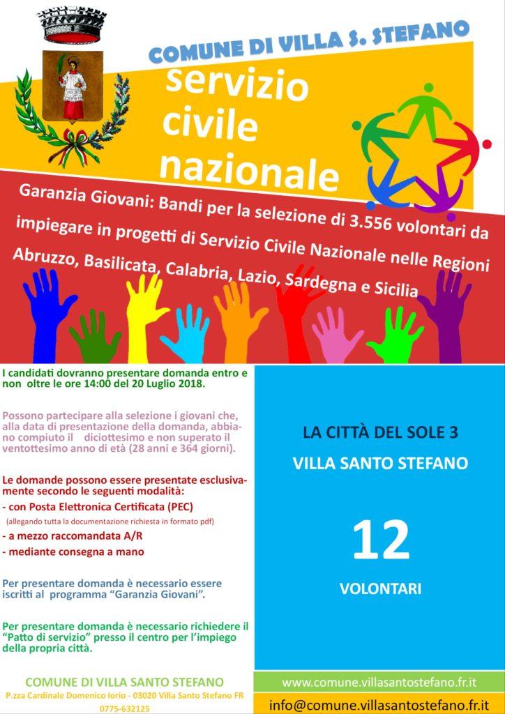 COMUNE DI VILLA SANTO STEFANO (FR)