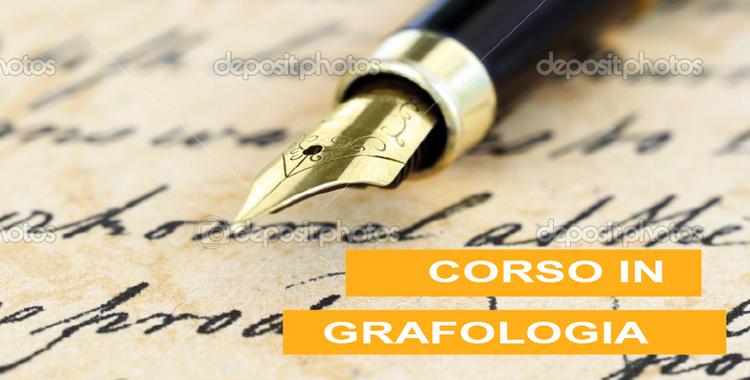 Corso in Grafologia