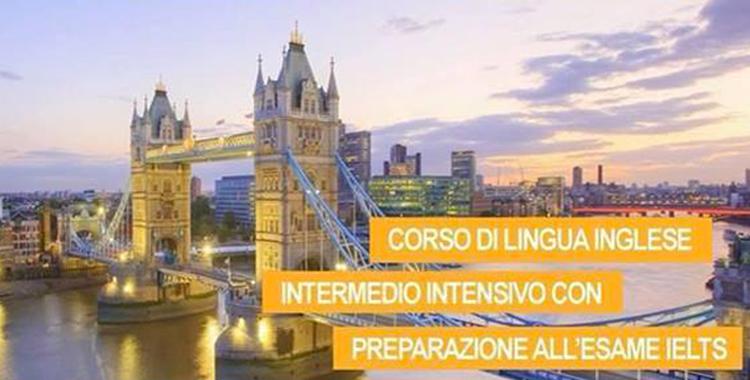 CORSO DI LINGUA INGLESE INTERMEDIO INTENSIVO